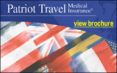 Patriot Travel Brochure